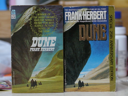 3 Great Dune Quotes - He Who Controls the Spice